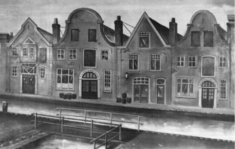 Genever Town Schiedam