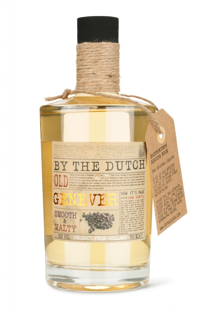 By the Dutch - Old Genever