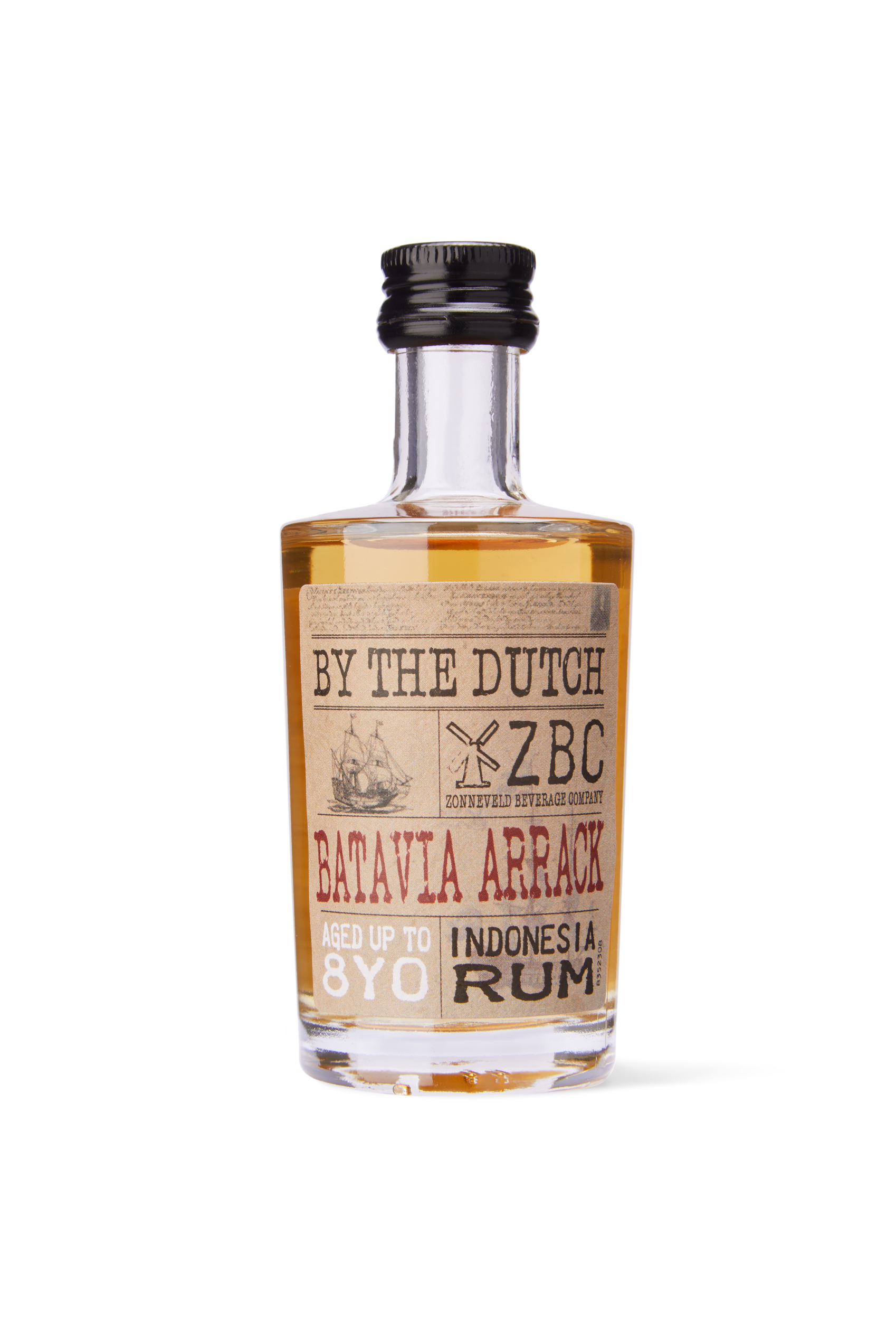 Batavia Arrack Rum 5cl (miniature)