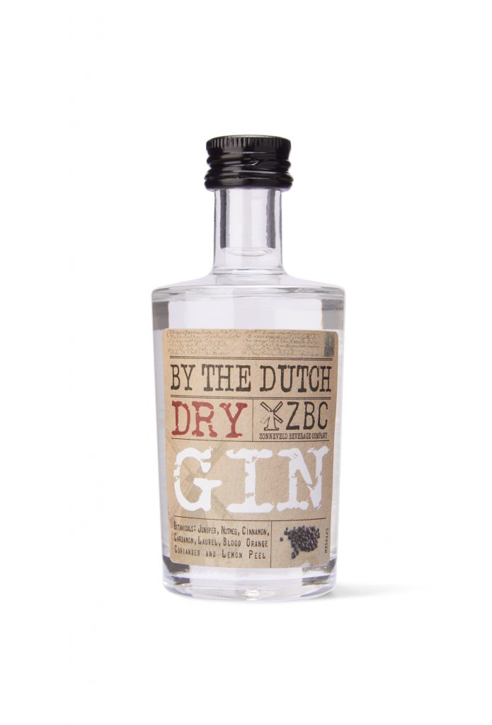 Dry Gin 5cl (miniature)