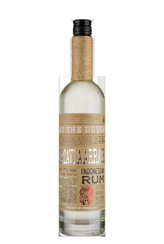 White Indonesian Rum (Batavia Arrack)